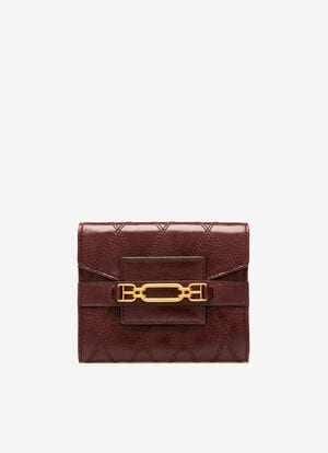 BURGUNDY BOVINE Accessories - Bally