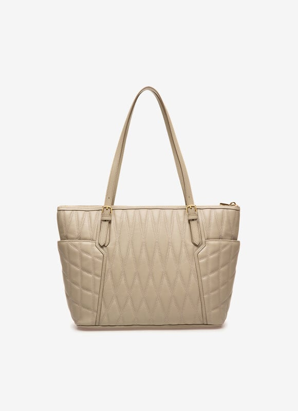 GREY LAMB Tote Bags - Bally