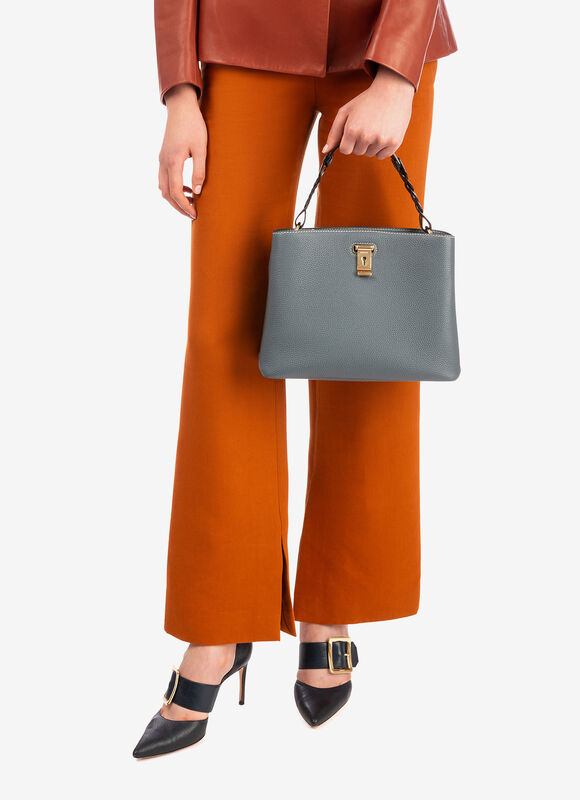 BLUE CALF Shoulder Bags - Bally