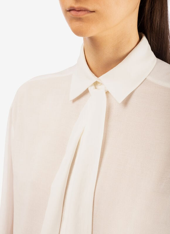 NEUTRAL COTTON Tops - Bally
