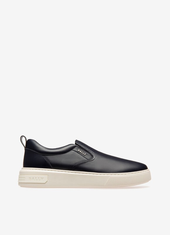 BLUE CALF Sneakers - Bally