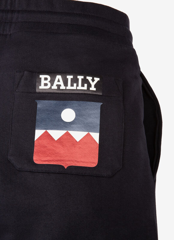 BLUE MIX COTTON Tracksuits - Bally