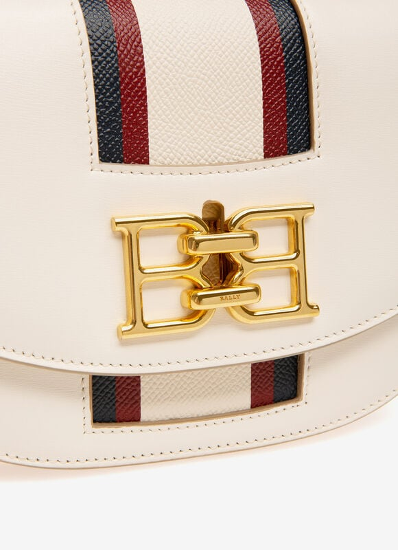 WHITE BOVINE Mini and Belt Bags - Bally
