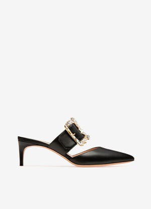 BLACK LAMB Pumps - Bally