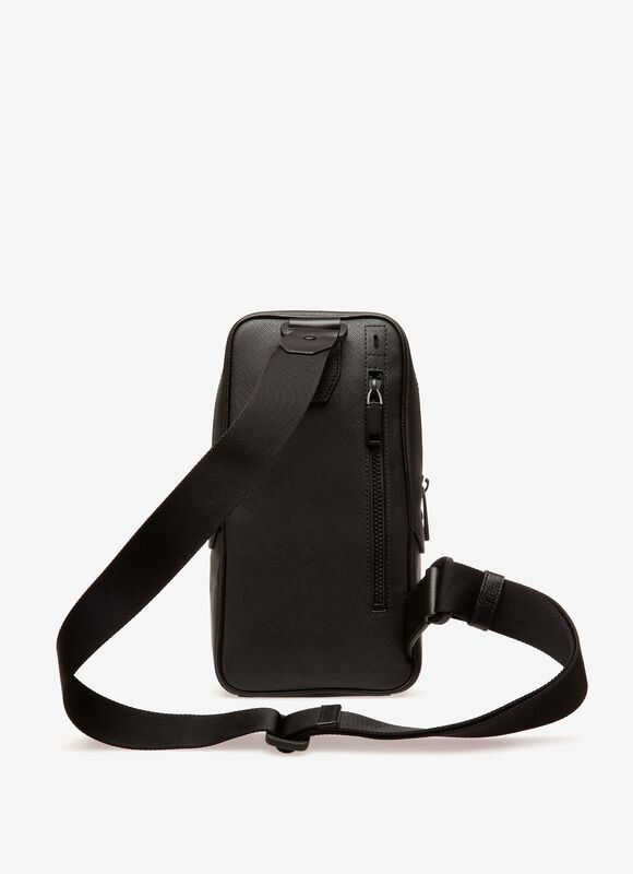 BLACK SYNTHETIC Backpacks - Bally