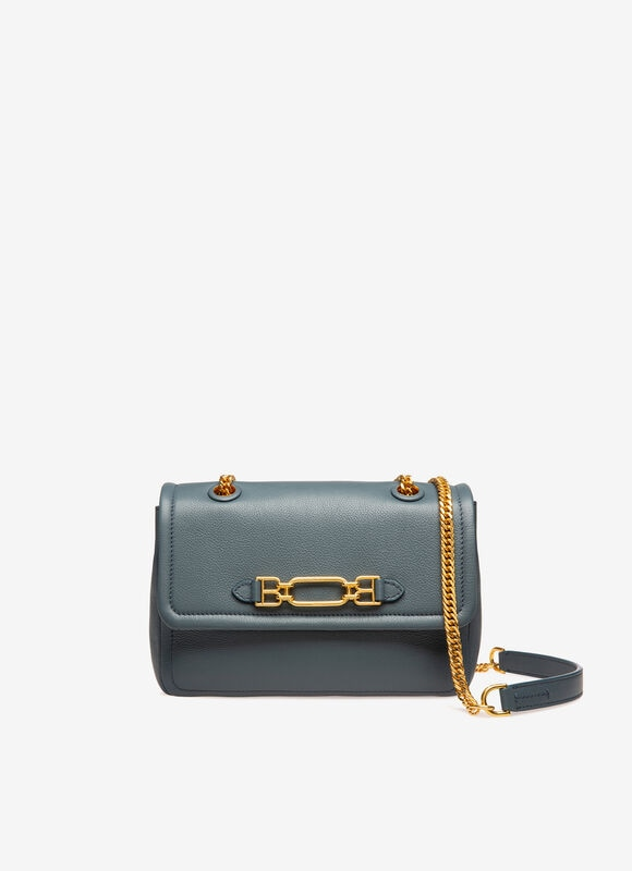 BLUE BOVINE Cross-body Bags - Bally