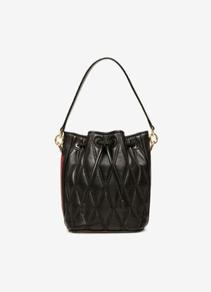 BLACK LAMB Top Handle Bags - Bally