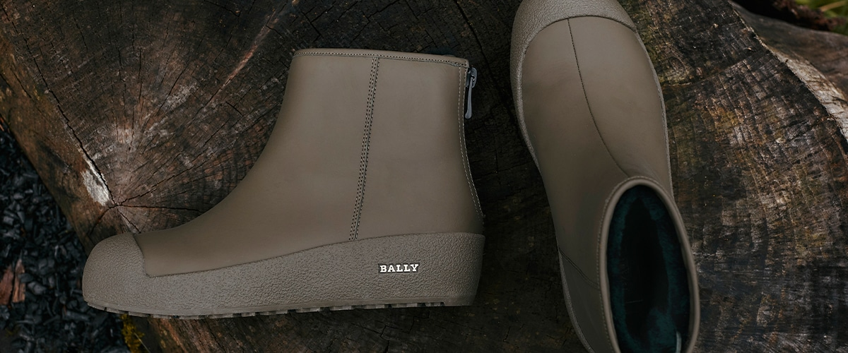 Bally x Monocle boots banner